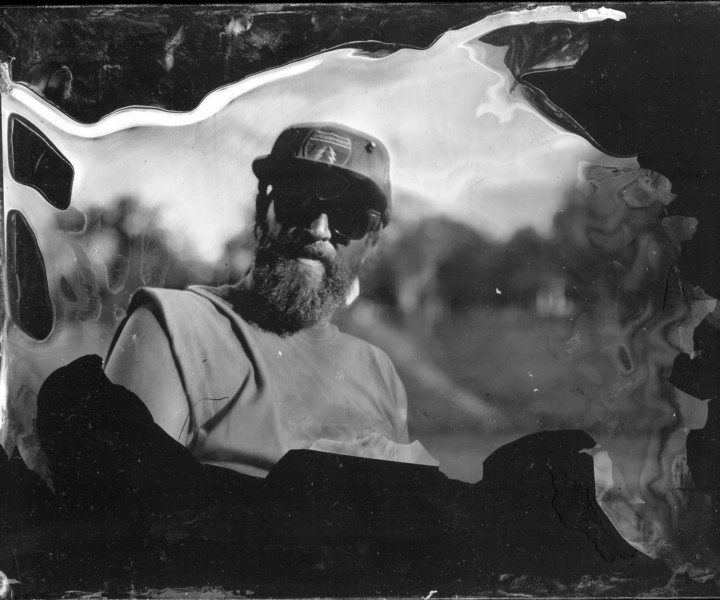 Glass Portraits – Ambrotypes at Artsfest 2015